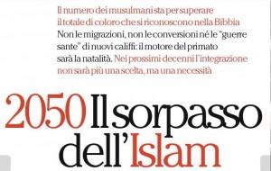 Il sorapsso dell'Islam